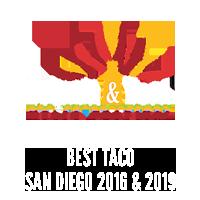 Tequila & Taco Award