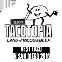Tacotopia Awards
